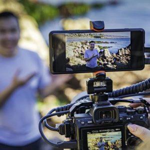 Image article Sony présente l'Xperia Pro, un smartphone pour vidéastes vendu à 2500 dollars !