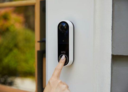 Arlo Doorbell 1