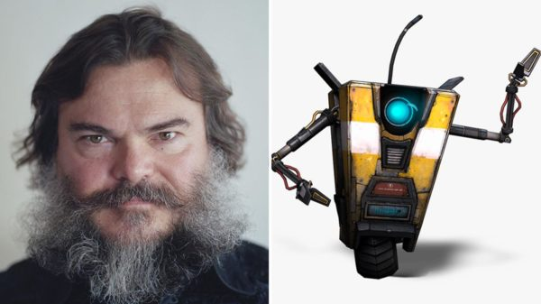Borderlands Claptrap Jack Black