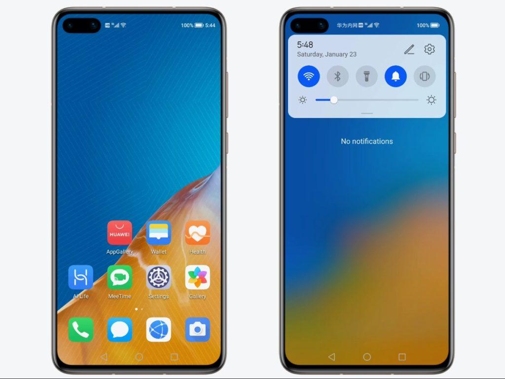 HarmonyOS de Huawei est en réalité un fork d'Android