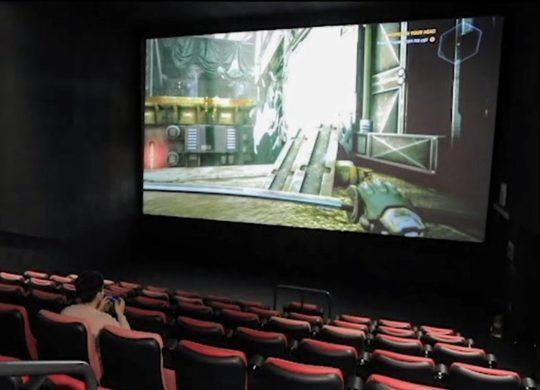 Jeu VIdeo Au Cinema