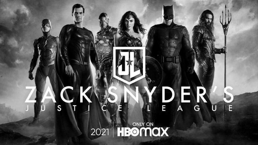 Justice League Snyder Cut : la bande-annonce est arrivée !