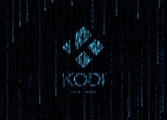 Kodi 19 Logo