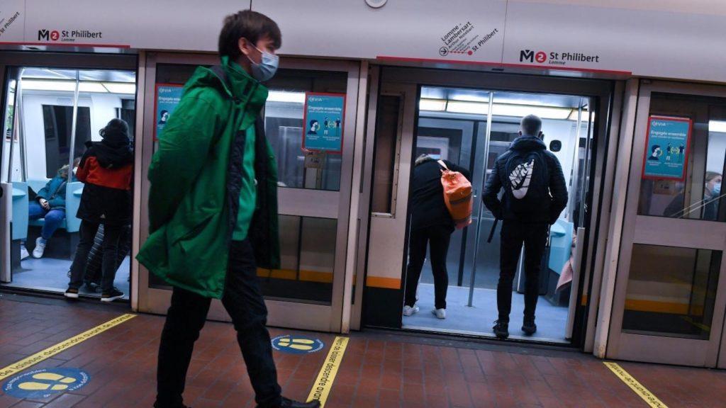 Tout le métro de Lille propose désormais la 4G