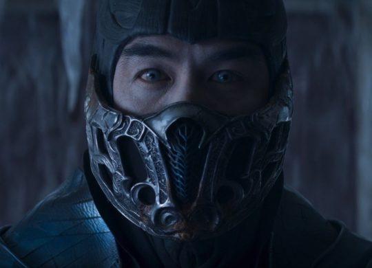 Mortal Kombat FIlm Sub-Zero