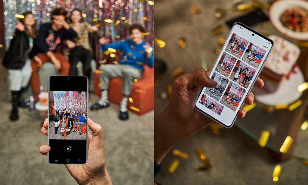One UI 3.1 : Samsung propose les nouveautés du Galaxy S21 sur ses anciens Galaxy