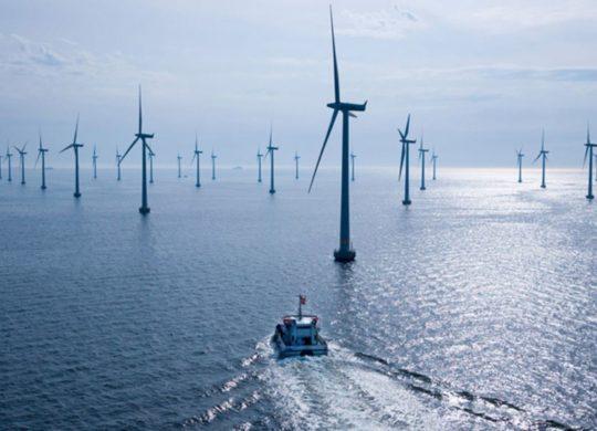 Parc éolien offshore