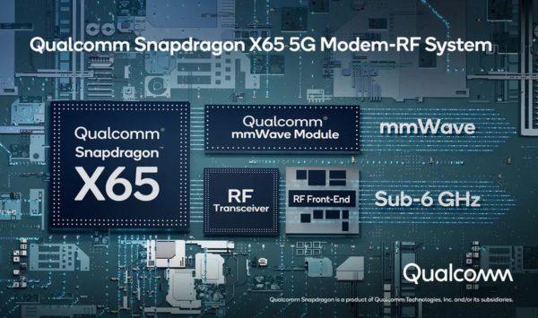Qualcomm X65 modem 1
