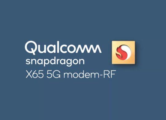 Qualcomm X65 modem