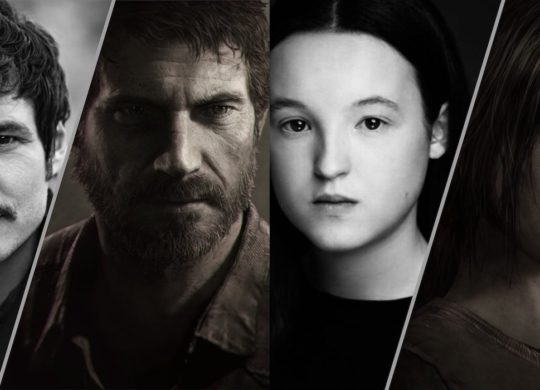 The Last of Us Pedro Pascal et Bella Ramsey