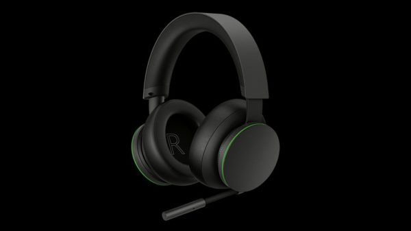Xbox Casque Sans Fil 600x337