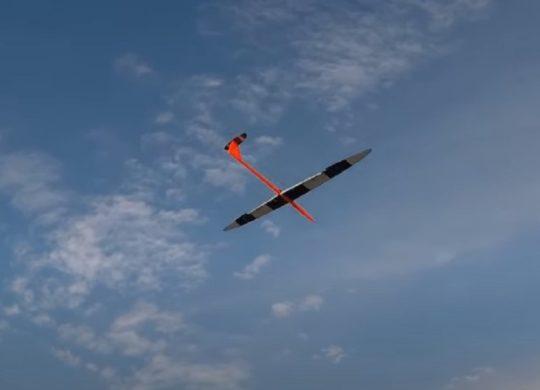 avion radiocommandee