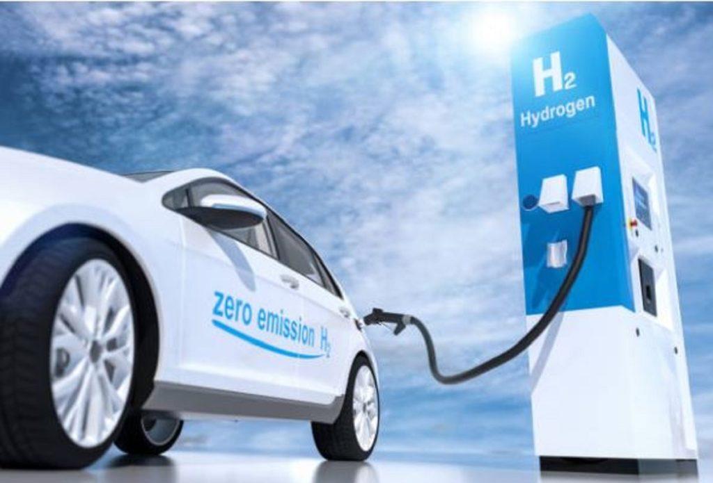 hydrogene voiture