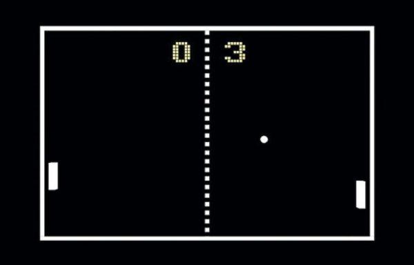 pong atari 1972