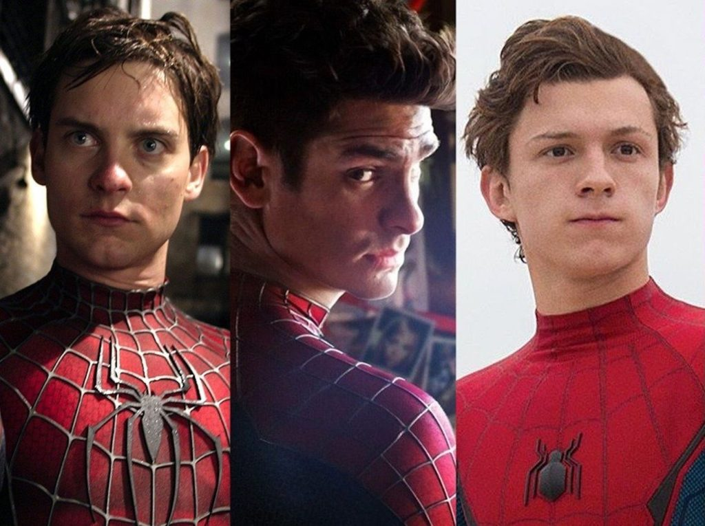 Spider-Man 3 : pas de Tobey Maguire ni d'Andrew Garfield selon Tom Holland