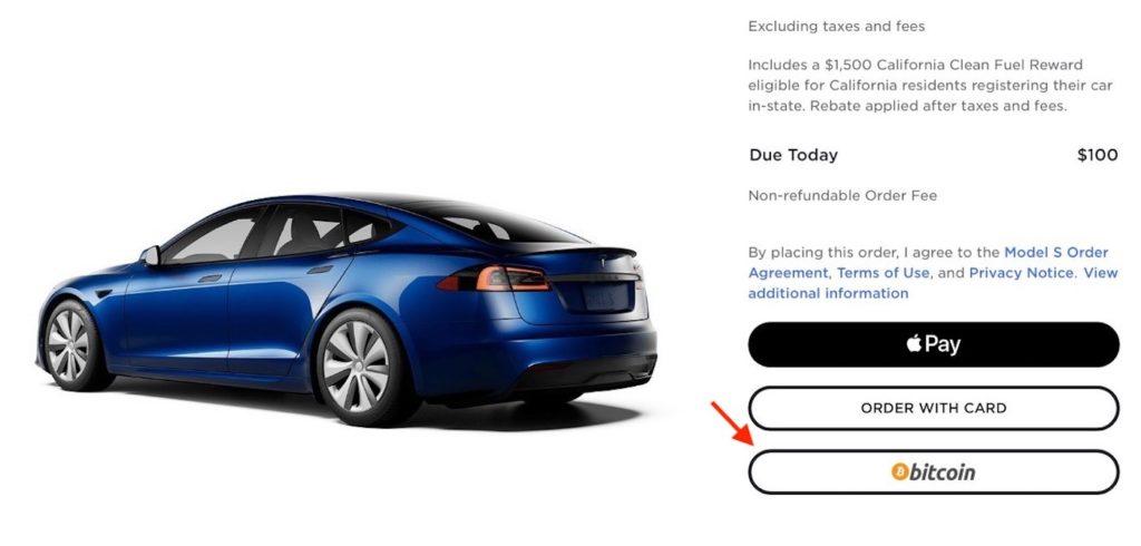 Tesla ne propose plus l'achat de voitures en bitcoin, citant l'environnement