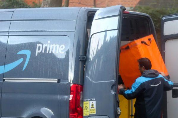 Amazon livreur