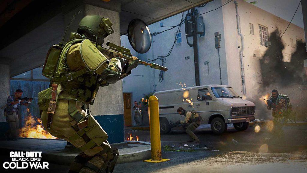 Call of Duty : la taille du jeu se réduit avec une mise à jour