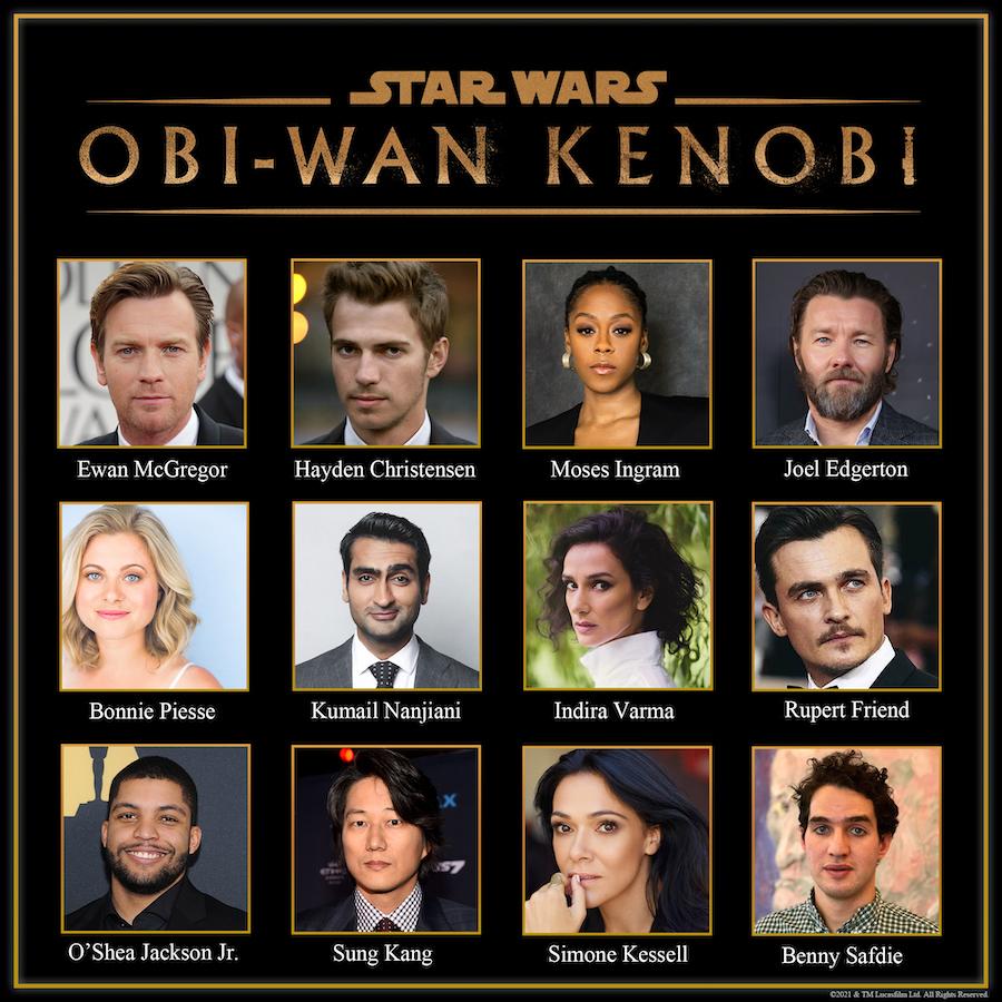 Casting Serie Obi-Wan Kenobi