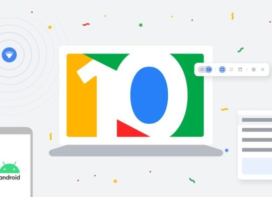 Chromebook 10 Ans