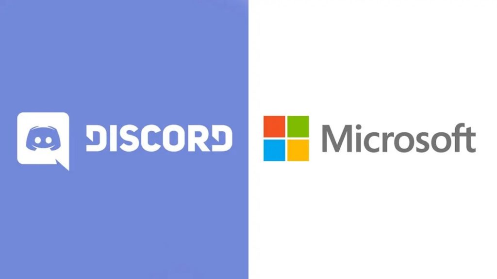 Discord Microsoft Logos