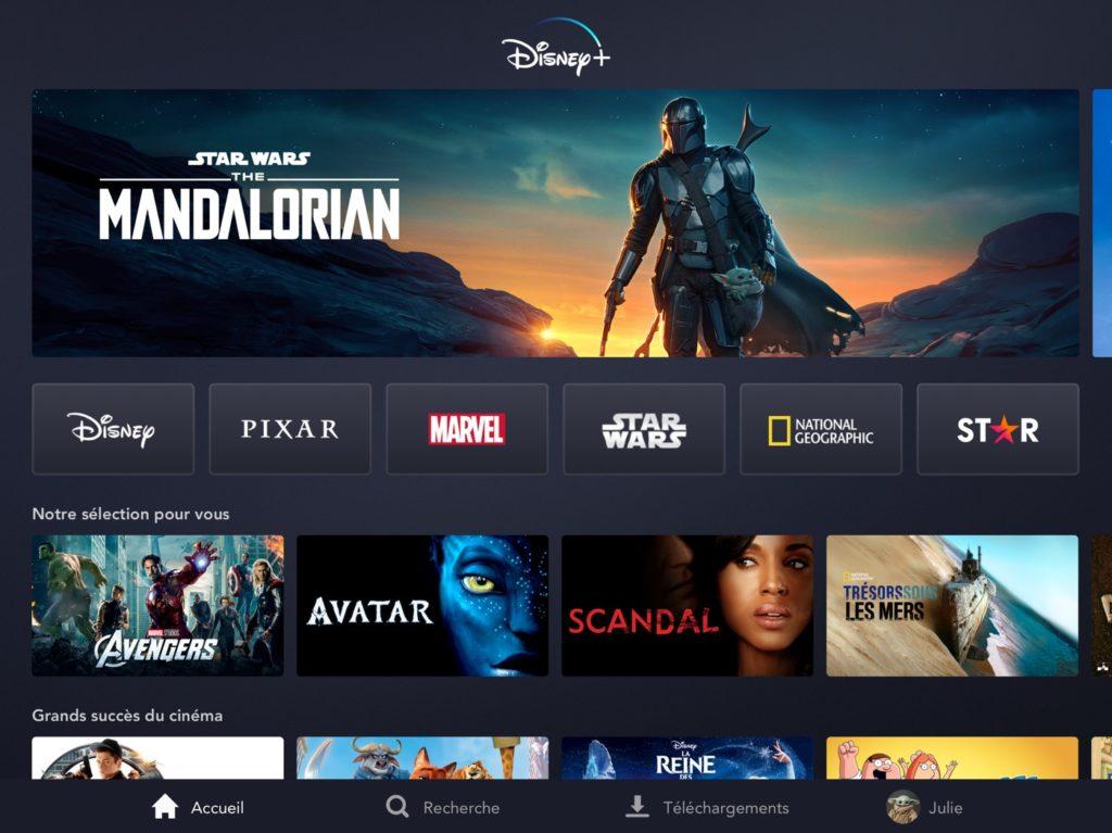Orange : l'application Disney+ en approche sur les décodeurs