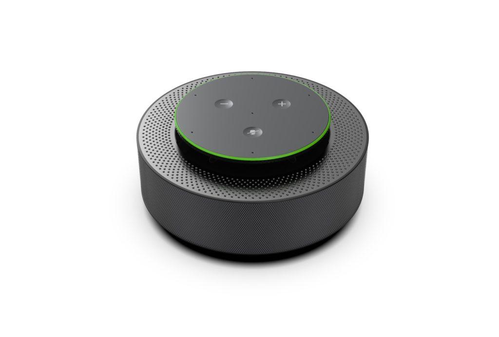 Enceinte Connectee Microsoft Intelligent Speaker