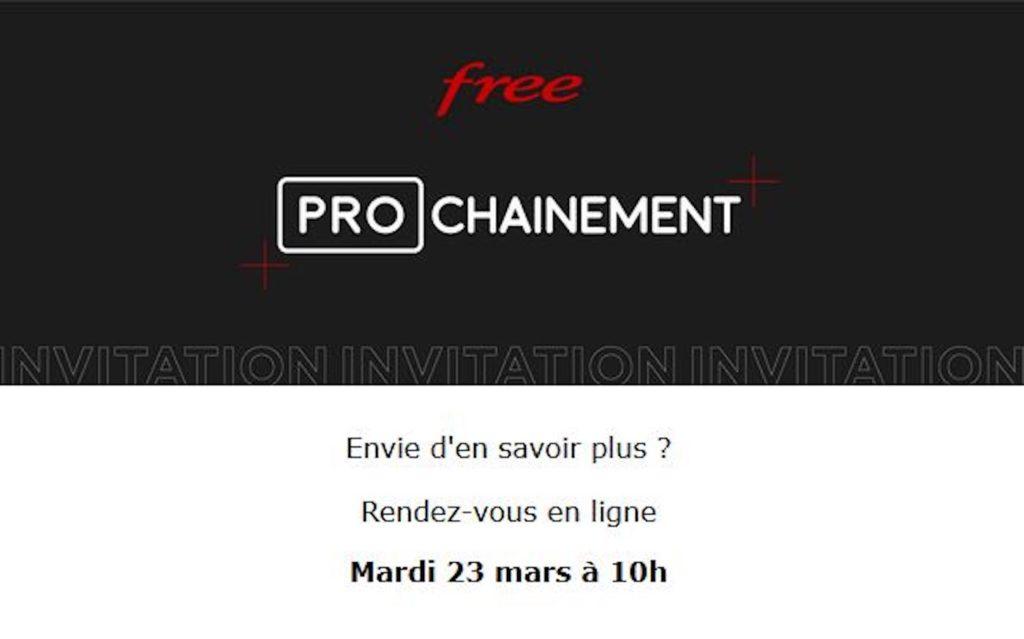 Free Pro Invitation