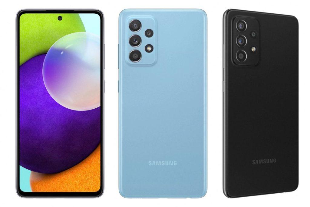 Samsung Galaxy A (2022) : stabilisation optique pour tous les modèles ?