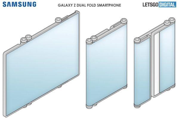 Galaxy Z Fold Double 600x396