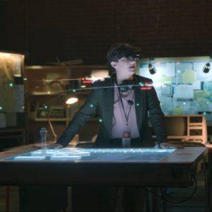 Image article Microsoft Mesh : la réalité mixte pour des réunions en hologrammes