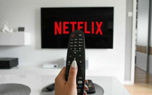 Netflix Logo Television