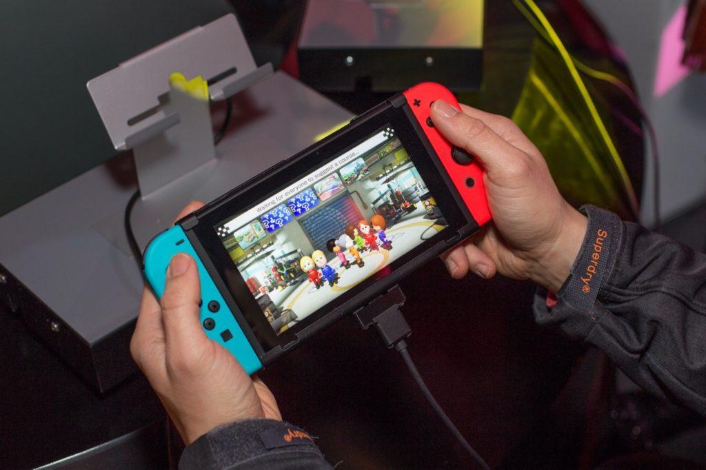 La Nintendo Switch Pro aurait des jeux non disponibles sur le modèle de base