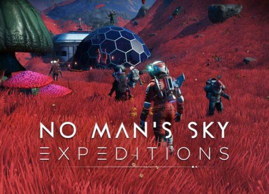 No Mans Sky Expedition