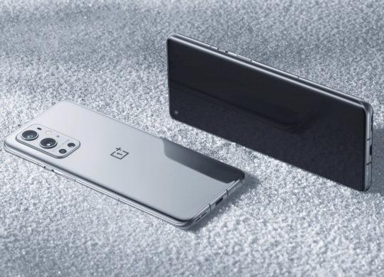 OnePlus 9 Pro Avant Arriere Officiel