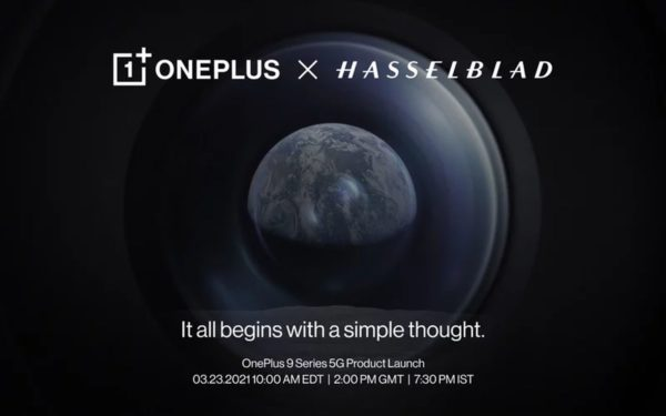 OnePlus 9 keynote
