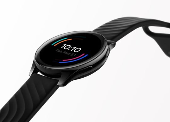 OnePlus Watch Officiel