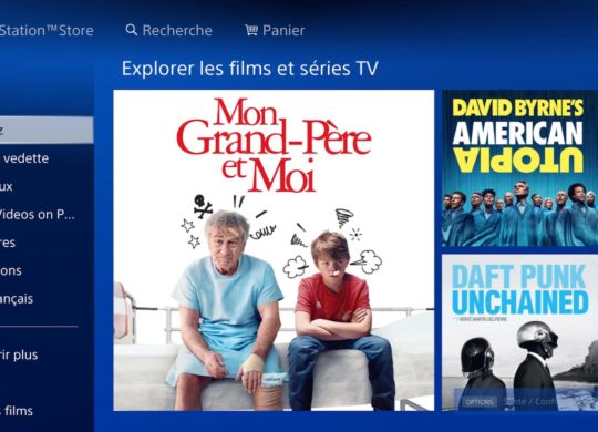 PlayStation Store Films Series