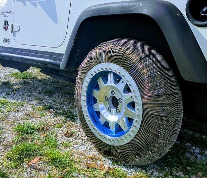 SMART Pneu Jeep