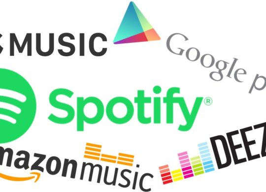 Services Streaming Musique