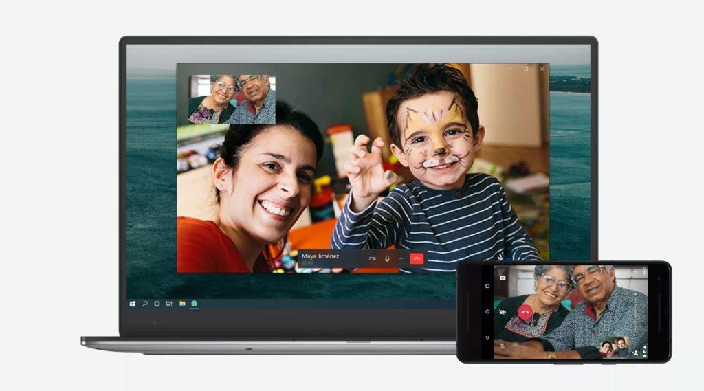 WhatsApp : les appels audio/vidéo débarquent sur PC et Mac