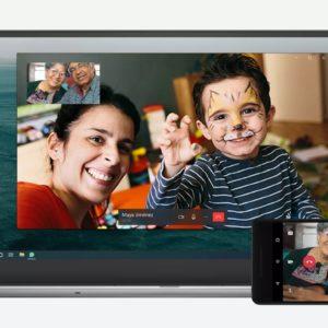 Image article WhatsApp : les appels audio/vidéo débarquent sur PC et Mac