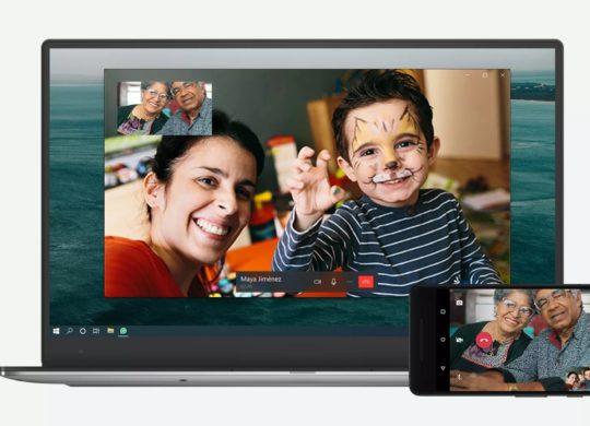 WhatsApp Appels PC Mac