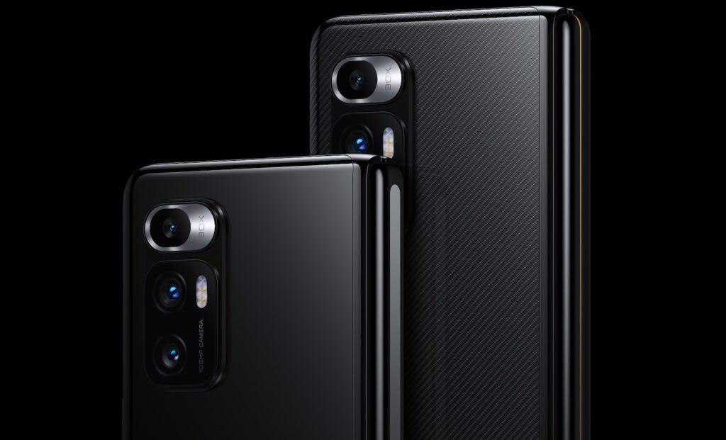 Xiaomi Mi Mix Fold Appareils Photo