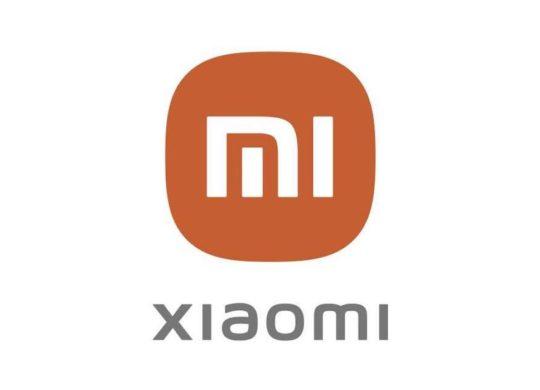 Xiaomi Nouveau Logo