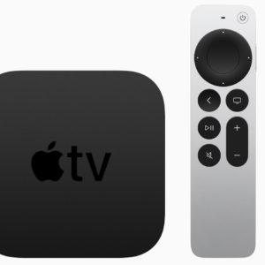 Image article Apple annonce l'Apple TV 4K (2021) : puce A12 et nouvelle télécommande