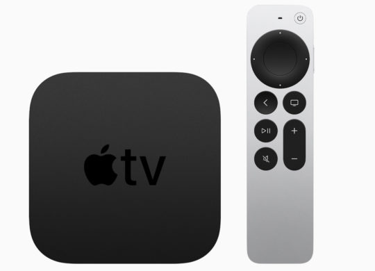 Apple TV 4K 2021 et Nouvelle Telecommande