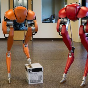 Image article Cassie, le robot d'Agility Robotics, a appris à marcher tout seul grâce à l'apprentissage par renforcement
