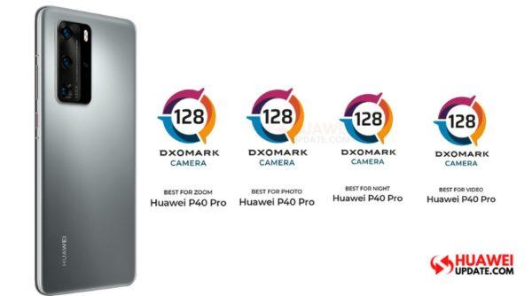 DxOMark Huawei P40