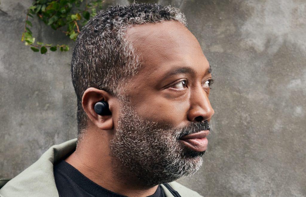 Ecouteurs Amazon Echo Buds 2021 Noir